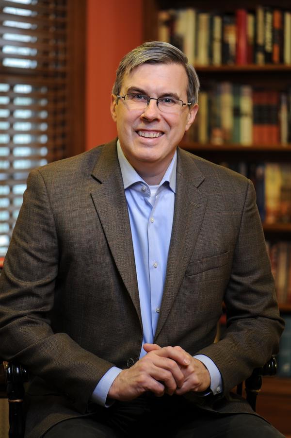 Rick Beyer Portrait